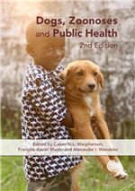 Book cover for Dogs, zoonoses and public health.