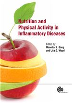 Book cover for Nutrition and physical activity in inflammatory diseases.