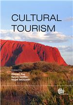 Book cover for Cultural tourism.
