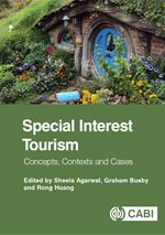 Special Interest Tourism, Concepts, Contexts and Cases. Williams, P.