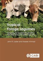 Tropical Forage Legumes, 2016, J.Lazier and N. Ahmad