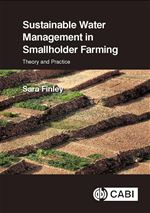 Sustainable Water Management in Smallholder Farming, 2016, S. Finley