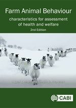 Ingvar Ekesbo and Stefan Gunnarsson - Farm Animal Behaviour - characteristics for assessment of health and welfare - 2nd edition