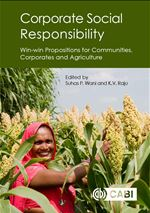 Suhas P. Wani and K.V. Raju - Corporate Social  Responsibility - Win-win Propositions for Communities, Corporates and Agriculture