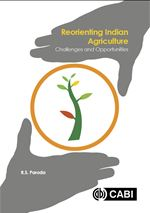 Paroda - Reorienting Indian Agriculture cover