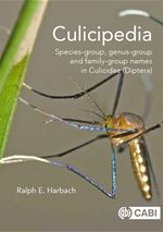 Culicipedia, Species-group, genus-group and family-group names in Culicidae (Diptera), Ralph E. Harbach