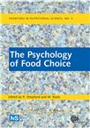 Cover for Mood, emotions and food choice.