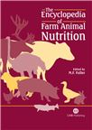 Cover for The encyclopedia of farm animal nutrition: A-E.