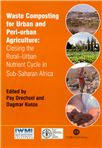 Cover for The potential of co-composting in Kumasi - quantification of the urban and peri-urban nutrient balance.