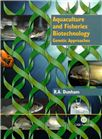 Cover for History of genetic biotechnology in aquaculture and fisheries.