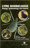 Cover for Lyme borreliosis: biology, epidemiology and control.