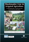 Cover for Wastewater use in irrigated agriculture: confronting the livelihood and environmental realities.