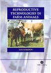 Cover for Reproductive technologies in farm animals.