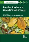 Cover for Analysis of invasive insects: links to climate change.