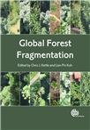 Cover for Global forest fragmentation.