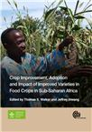 Cover for The effectiveness of potato and sweetpotato improvement programmes from the perspectives of varietal output and adoption in sub-Saharan Africa.