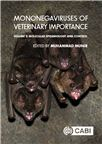 Cover for Mononegaviruses of veterinary importance. Volume 2: molecular epidemiology and control.