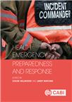 Cover for Health emergency preparedness and response.