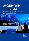 Cover for Mountain tourism: experiences, communities, environments and sustainable futures.
