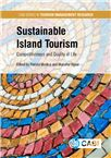 Cover for Sustainable island tourism: competitiveness and quality of life.