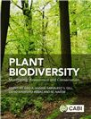 Cover for Plant biodiversity: monitoring, assessment and conservation.