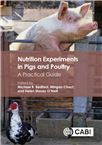 Cover for Nutrition experiments in pigs and poultry: a practical guide.