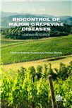 Cover for Biocontrol of major grapevine diseases: leading research.