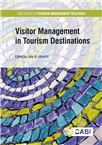 Cover for The social and political dimensions of visitor management: rural home-based accommodations.