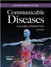 Cover for List of communicable diseases.