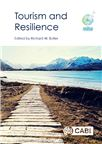 Cover for Tourism and resilience.