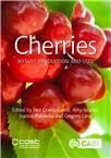 Cover for Cherries: botany, production and uses.
