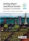 Cover for Linking urban and rural tourism: strategies in sustainability.