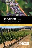 Cover for Grapevine pests, diseases and disorders.
