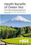 Cover for Health benefits of green tea: an evidence-based approach.