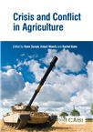 Cover for Crisis and conflict in agriculture.