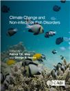 Cover for Climate change and non-infectious fish disorders.