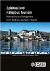 Cover for Managing the physical environment of the sacred tourist destination.