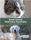 Cover for Small animal veterinary psychiatry.