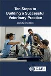Cover for Ten steps to building a successful veterinary practice.