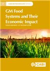 Cover for GM food systems and their economic impact.