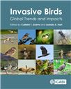 Cover for Continental analysis of invasive birds: North America.