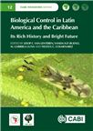 Cover for Biological control in Latin America and the Caribbean: its rich history and bright future.