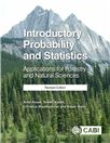 Cover for Introductory probability and statistics: applications for forestry and natural sciences.