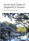 Cover for Issues and cases of degrowth in tourism.