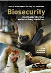 Cover for Biosecurity in veterinary practices and clinics.