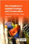 Cover for 1 history and foundations of applied ecology and conservation.