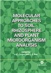 Cover for Molecular characterization of bacterial plant pathogens.