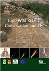 Cover for Crop wild relative conservation and use.