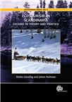 Cover for Swedish mountain tourism patterns and modelling destination attributes.