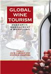 Cover for Analysis of motivational and promotional effects of a wine festival.